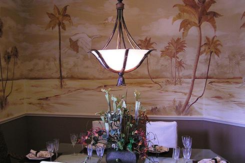 Tommy Bahama Dining Room