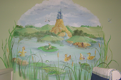 Duck Pond Nursery