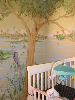 Lake Scene Nursery