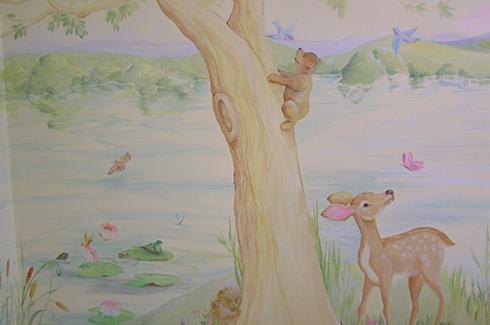Nostalgic Nursery