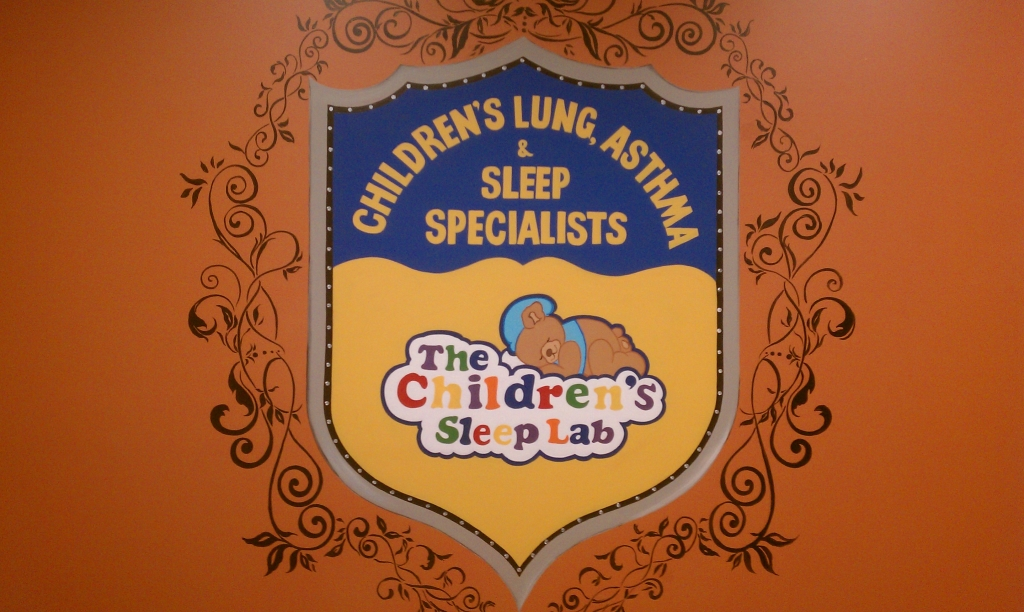 Pediatric Logo In Reception